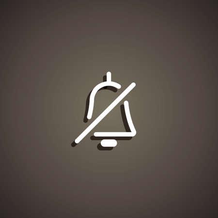 alarm mute icon