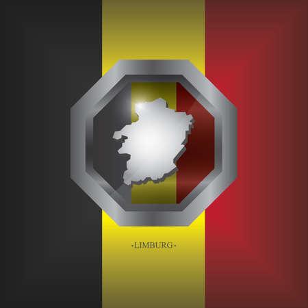 limburg: limburg map