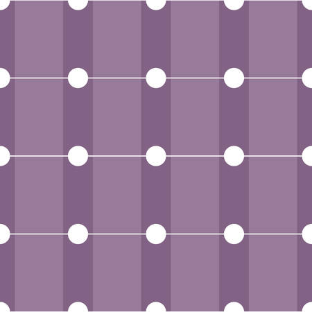 geometric seamless background Ilustração