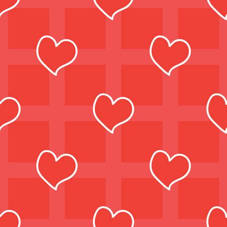 valentine background Иллюстрация
