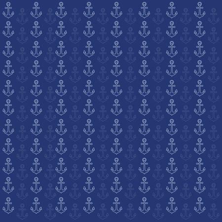 seamless anchor pattern
