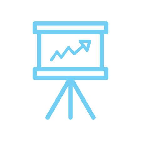 CRan de projection avec analyse Banque d'images - 81533394