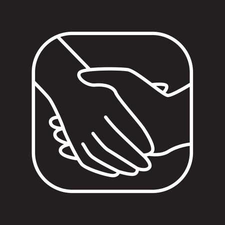 handshake Illusztráció