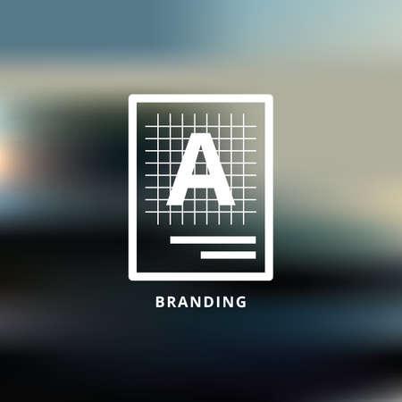 branding 向量圖像