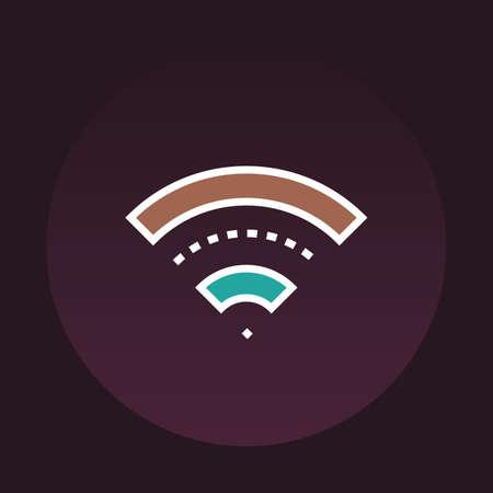 wifi icon Illustration