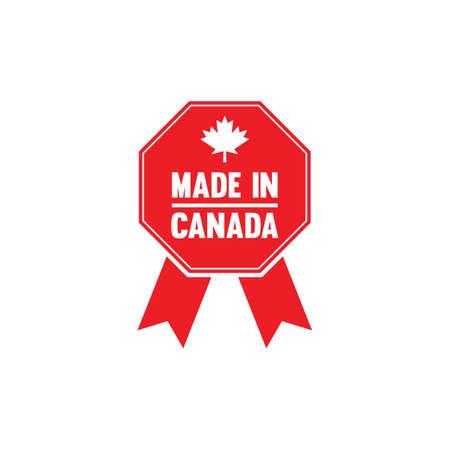 gemaakt in canada rosette