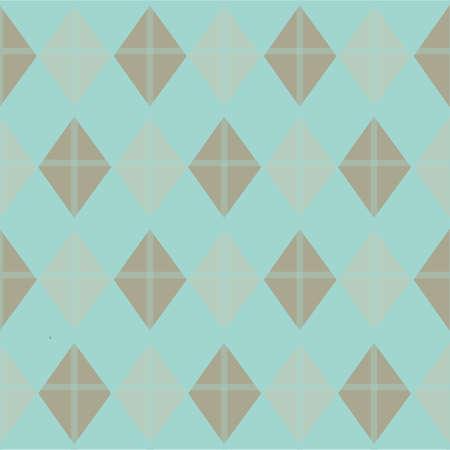 마름모 패턴 배경