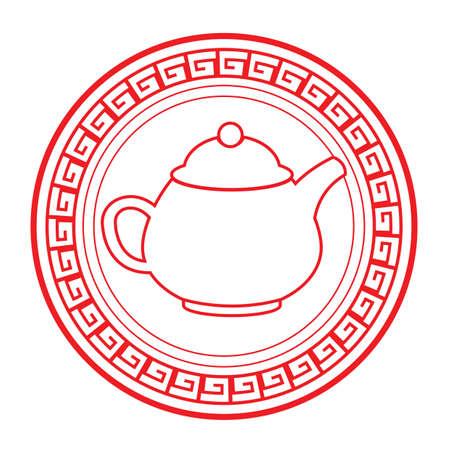 teapot Ilustração