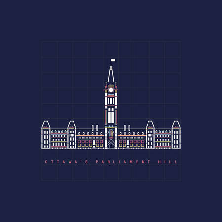 ottawas parliament hill