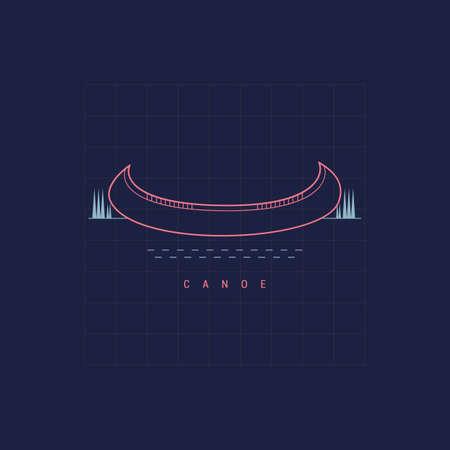 canoe Çizim