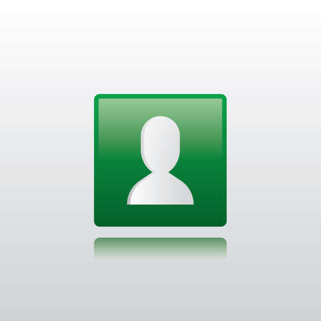 contact book icon Çizim
