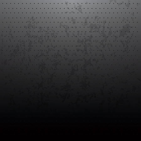 dots metal background