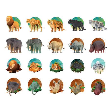 Collecte des animaux Banque d'images - 81535176