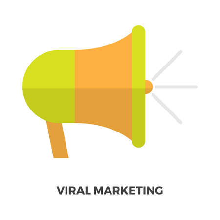 Concept de marketing viral