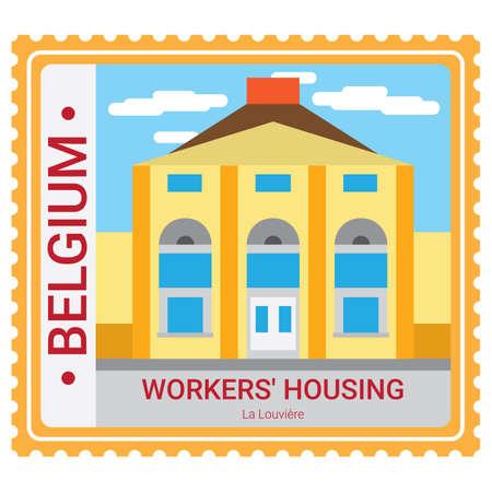 노동자 주택