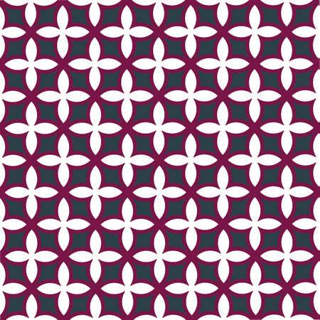 naadloze patroon achtergrond Stock Illustratie