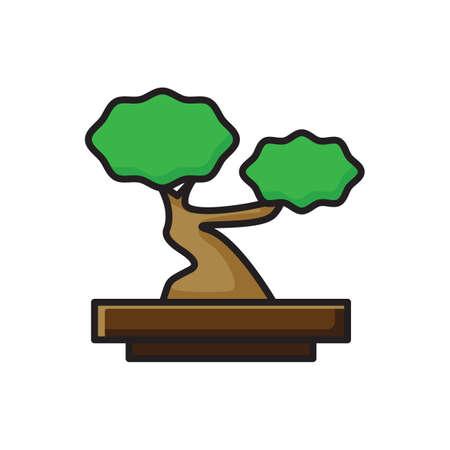 盆栽の木 写真素材 - 81533739