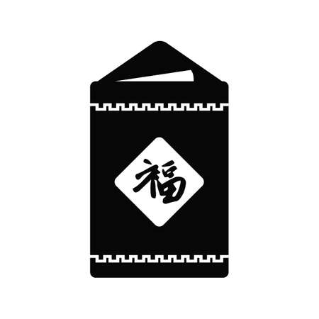 ギフト用封筒  イラスト・ベクター素材