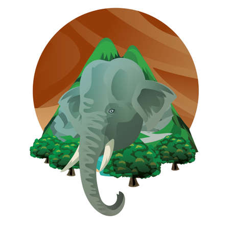 elephant Фото со стока - 81534007