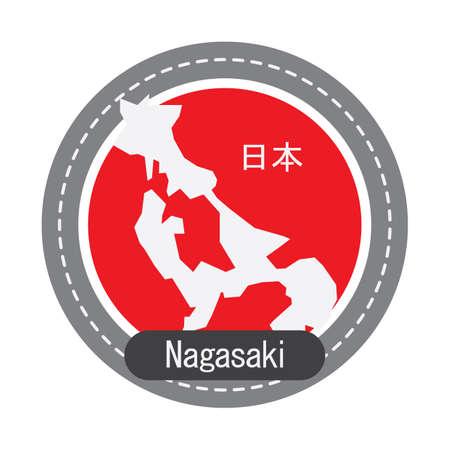 Nagasaki map