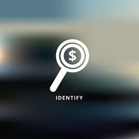 identify Ilustração