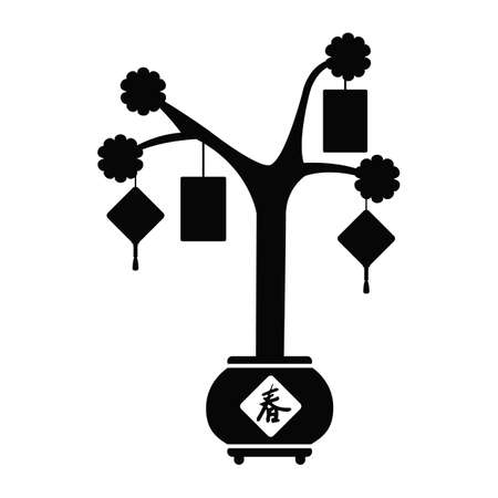 bonsai Ilustração