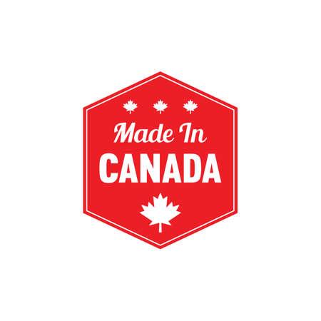 カナダのラベルで行われました。 写真素材 - 81534019
