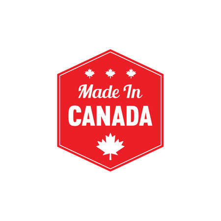 made in canada label