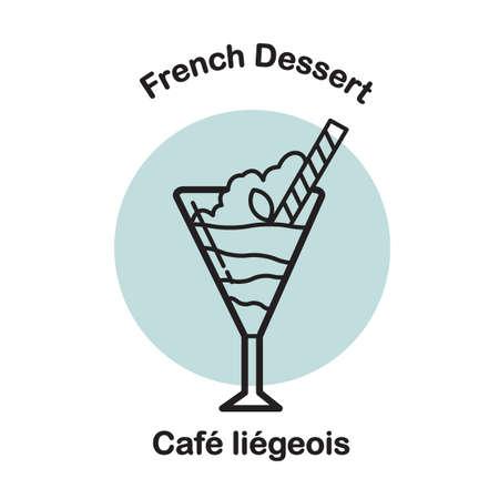 Café Luikois Stockfoto - 81533302