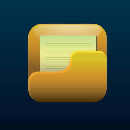 folder with file icon