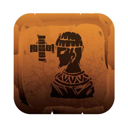 Aggiungi un'illustrazione dell'icona utente. Archivio Fotografico - 81534036