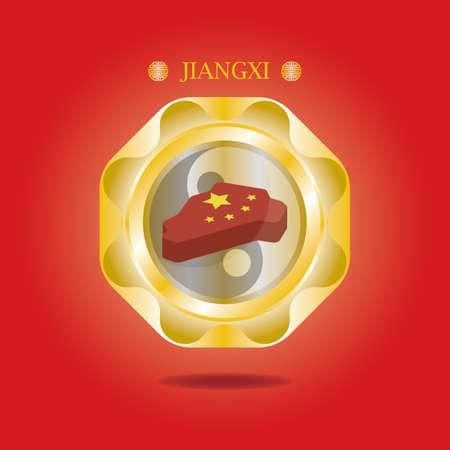 jiangxi map