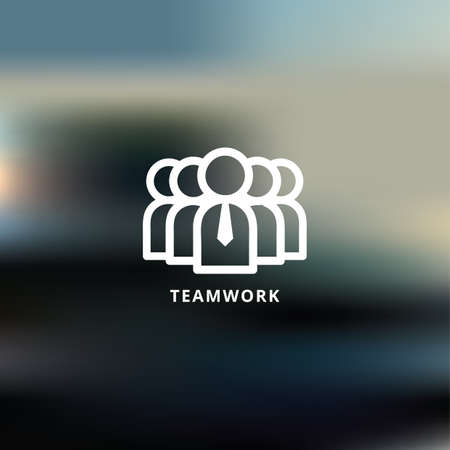 teamwork Illusztráció
