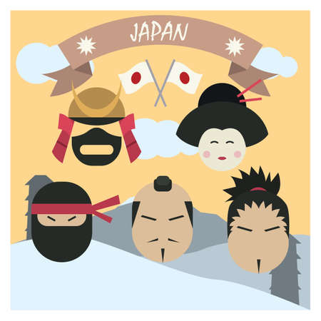 japanese traditional attire set