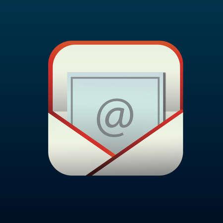 이메일 아이콘