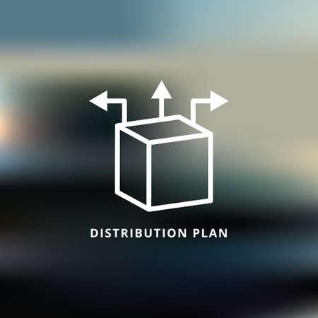 distributieplan