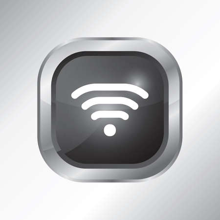 wifi icon Çizim