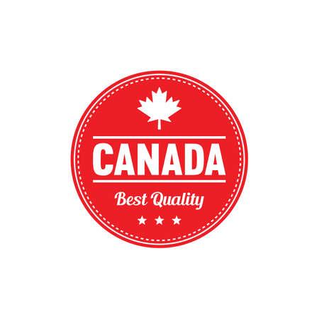캐나다 최고의 품질 라벨
