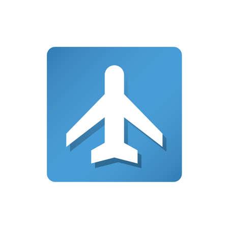 비행기 모드 아이콘
