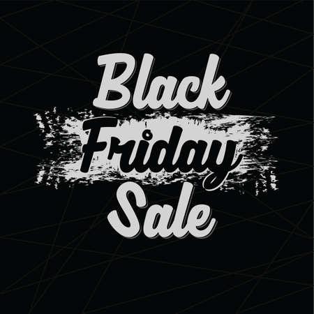 Black friday sale wallpaper Illustration