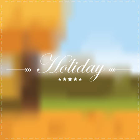 holiday background Illustration