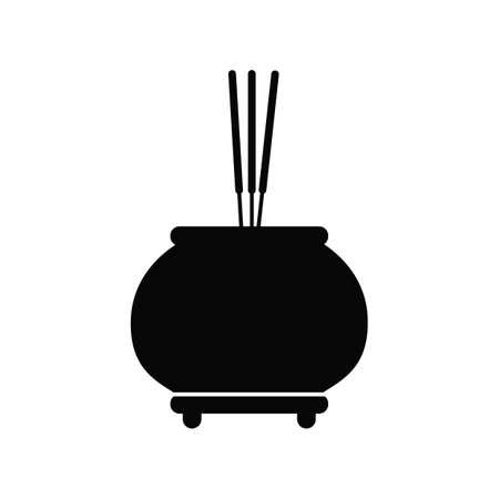 中国の香炉鍋