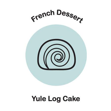 Yule ログ ・ ケーキ