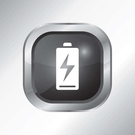 battery icon Иллюстрация