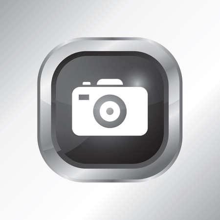 camera icon Фото со стока - 106668172