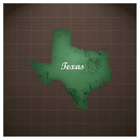 テキサス州マップ
