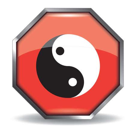 yin yang Stock fotó - 81534125