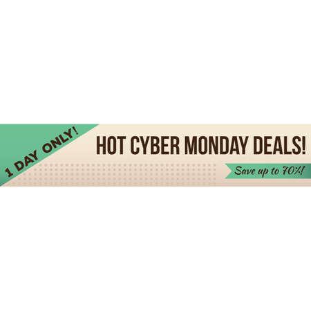 cyber monday sale Banco de Imagens - 106668262