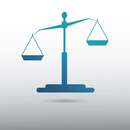 balance scale 向量圖像
