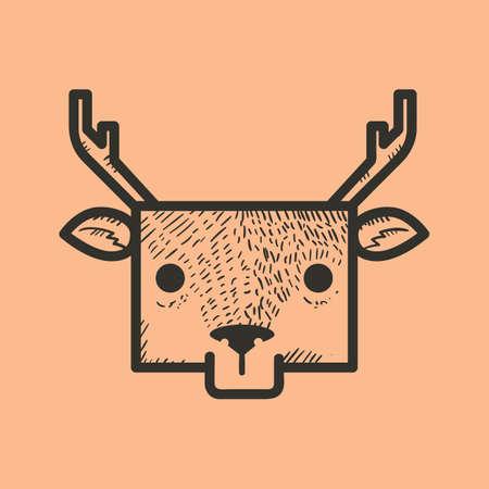 Deer Stock fotó - 81589749